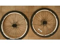 """26"""" MTB WHEELS AND TYRES"""