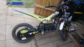 Mecatecno T12 trials bike(not OSET)