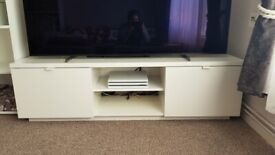 TV unit Ikea Byas