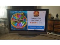 LG 50 inch HD ready plasma TV with freeview
