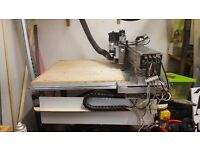 Great cnc router. New electronics. All fully working