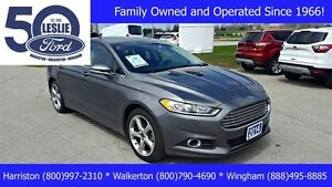 2014 Ford Fusion SE   One Owner   Moonroof