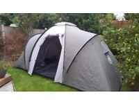 Tent 4-6 person - Coleman Ridgeline 4 Plus
