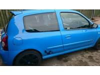 Clio 182 breaking for spares