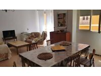Alicante, Spain: Light, airy, spacious 3 bed flat next to central market ENGLISH / Espanol