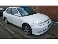 Honda Civic Hybrid petrol with mot