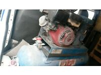 honda petrol compressor