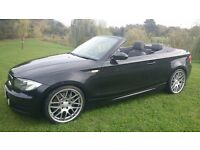 Bmw 135i MSport Convertible Manual 3l Twin turbo