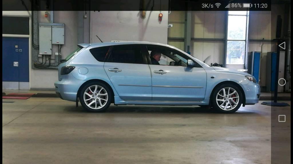 Mazda 3 sport 2.0 16v 150bhp