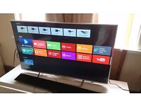 """SONY 49"""" SUPER Smart 4K ULTRA HD ANDROID TV(KD-49X8307),built in Wifi,Freeview HD & YOUVIEW"""