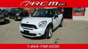 2016 MINI Cooper Countryman S AWD Used Car Low Kms *GREAT DEAL*