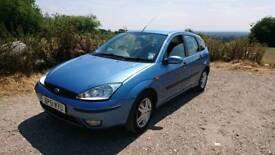 Ford Focus 2002 1.6 petrol