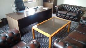 We have sold our Company and now need to sell Office Furniture
