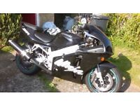 KAWASAKI ZX7R P-3 1,995 offers will consider px situp cruiser bobber type, not a hardtail