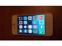 White iPhone 4s for swap for Samsung Galaxy s4