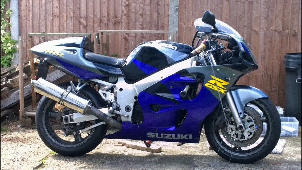 Suzuki Gsxr 600 1997 Srad In Benfleet Essex Gumtree