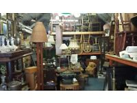Antique business for sale including stock half price sale