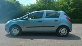 Vauxhall corsa 1.0 petrol 2007 spares or repairs