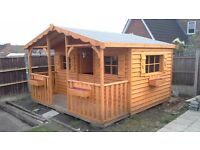 Shed, Man Cave, Workshop, Summerhouse, Play House. make your own.