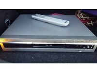 Sony recordable dvd player in very good condition