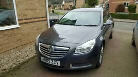 Vauxhall Insignia. Great condition. Great family car. Excellent for business miles