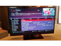"Panasonic TX-L39B6B 39"" Viera LED TV - Like new condition"