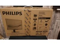 """Philips 21.5"""" LCD PC computer monitor with LED backlight B-line 221B3LPC"""