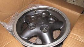 LandRover Defender anniversary alloy wheels