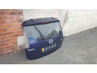 Mazda 5 MPV 2006-2009 Boot lid Blue 25E