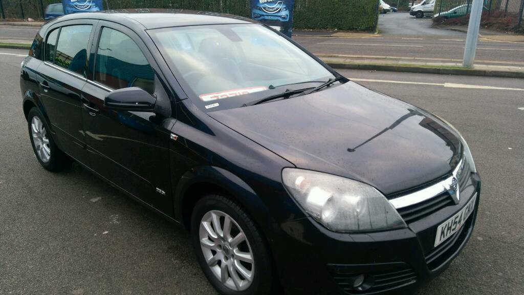 2005 Vauxhall Astra Design 1.8 top spec with 3 months warranty