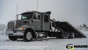 2017 PETERBILT 337 TOWING