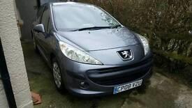Peugeot 207 1.4 hdi £30 tax
