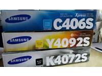 Samsung printer inks