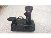 Black Widow Joystick and Throttle Control - As New - £25 ONO