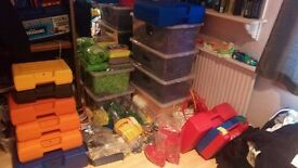 HUGE K'nex Knex collection forsale, thousands of parts