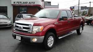 2013 Ford F-150 XLT, SUPER CAB, 4x4, CAMÉRA, Bluetooth