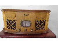 Stereo Radio and Phonograph