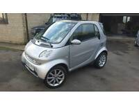 Smart For two passion 3 door hatch panoramic roof