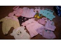 Baby Annabell Clothing Bundle