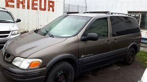 2004 Pontiac Montana SE