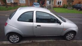 Ford ka for sale - ( spares and repairs)