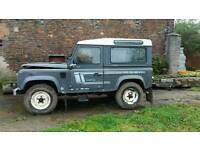 Land rover defender county 90