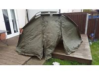 Fishing bivvy in very good condition