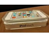 Apple ipod touch 6th gen 16gb sliver brand new factory sealed