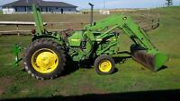 Great Great all around tractor