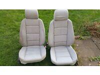 ** Bmw E36 Convertible Leather Seats **