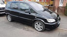 Vauxhall Zafira gsi 2lt turbo