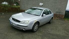 Ford Mondeo Quick sale short MOt