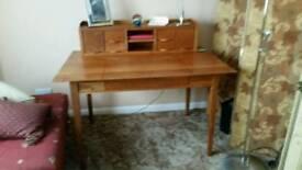 Multi York Sable Island desk