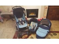 hauck travel system 3 in 1